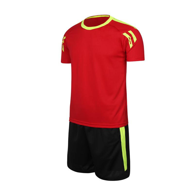 动力之窗体育青少年学生足球服套装男定制队服订制比赛服DIY印字