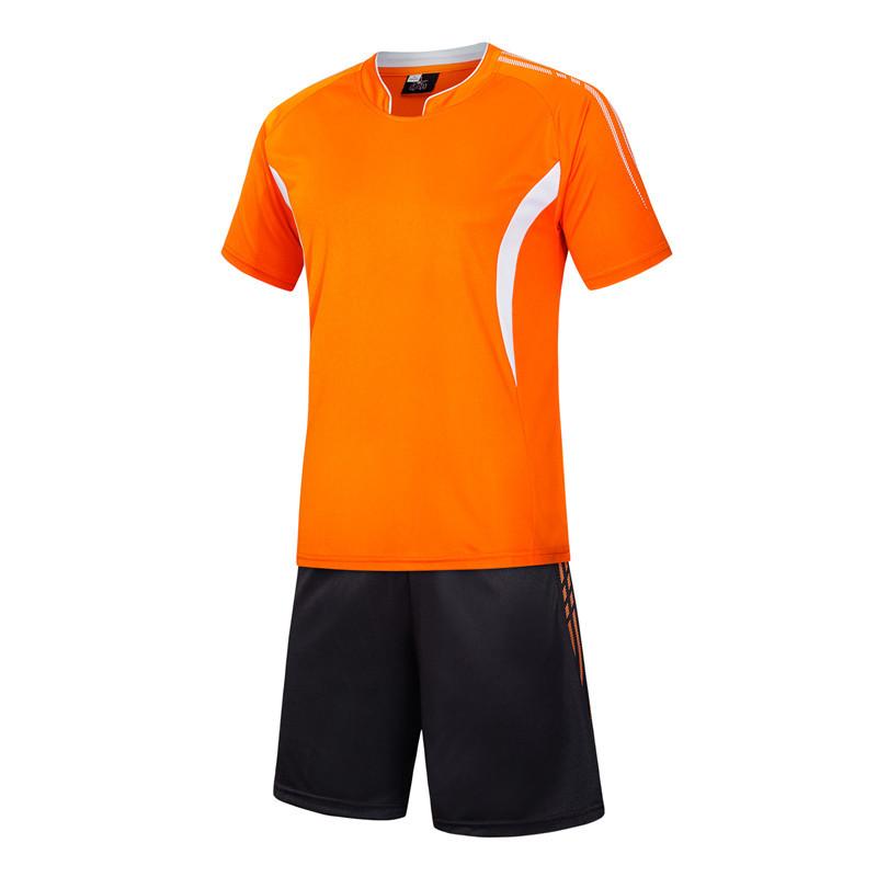 动力之窗2021新品透气速干足球服运动套装定制队服订制比赛服DIY印字