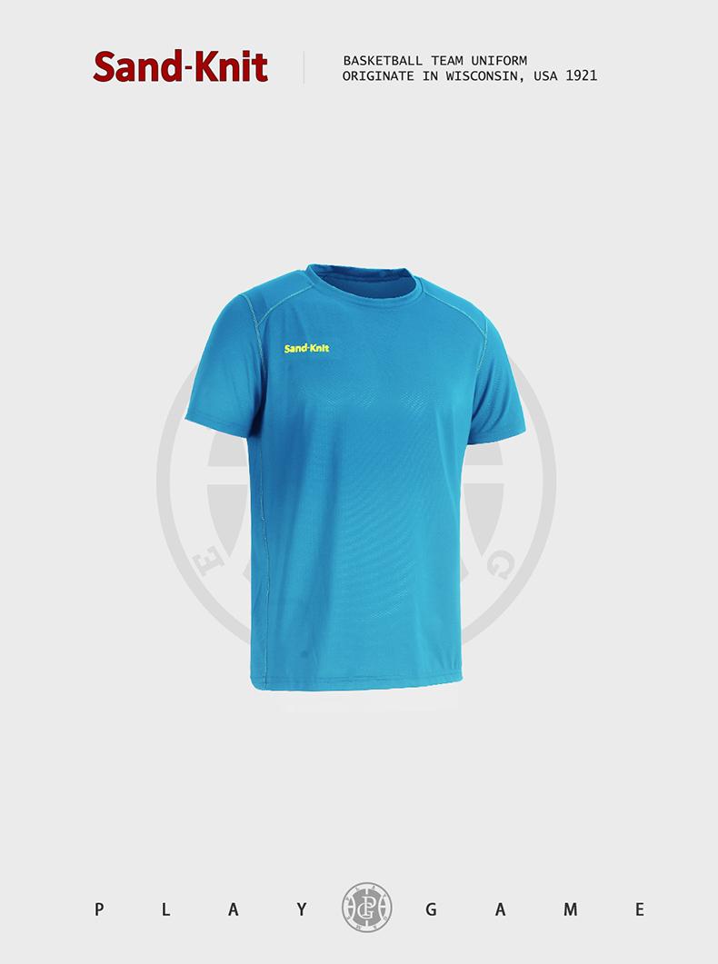 动力之窗森耐特短袖男2021新款吸湿速干训练健身运动半袖T恤上衣